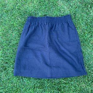 J.Crew Ruffle Waist Skirt